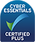 Angel Solutions are 'Cyber Essentials Plus' certified, a government-backed, industry-supported IT security scheme
