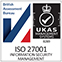Angel Solutions ISO 27001 Certified