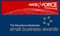 Parcel Force small business award
