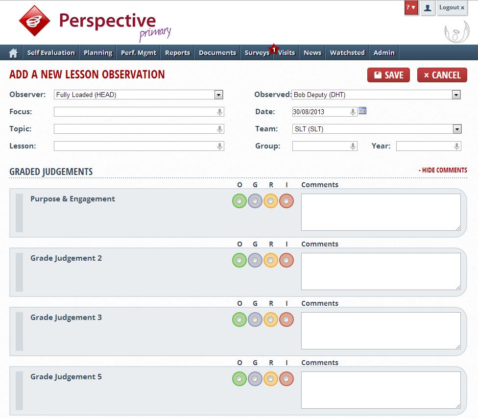 Lesson Observations Angel Solutions Ltd - Lesson plan observation template