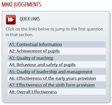 Perspective: SEF Make Judgements
